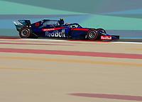 Daniil KVYAT (RUS) (RED BULL TORO ROSSO HONDA) during the Bahrain Grand Prix at Bahrain International Circuit, Sakhir,  on 31 March 2019. Photo by Vince  Mignott.