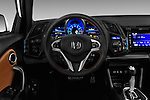 Car pictures of steering wheel view of a 2016 Honda CRZ EX 3 Door Hatchback Steering Wheel
