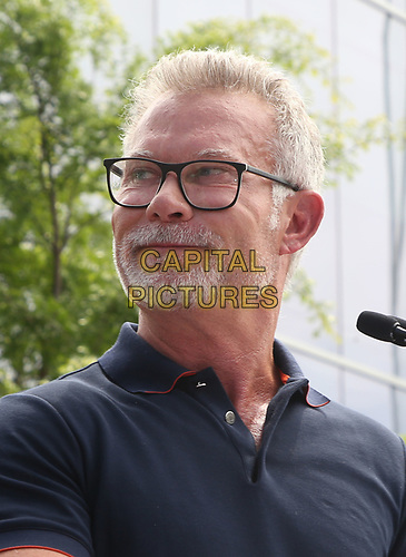 LOS ANGELES, CA -APRIL 7: David Bailey, at Grand Opening Of The Los Angeles LGBT Center's Anita May Rosenstein Campus at Anita May Rosenstein Campus in Los Angeles, California on April 7, 2019.<br /> CAP/MPIFS<br /> &copy;MPIFS/Capital Pictures