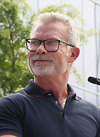 LOS ANGELES, CA -APRIL 7: David Bailey, at Grand Opening Of The Los Angeles LGBT Center's Anita May Rosenstein Campus at Anita May Rosenstein Campus in Los Angeles, California on April 7, 2019.<br /> CAP/MPIFS<br /> ©MPIFS/Capital Pictures