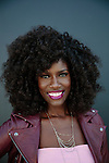 July 11, 2016: Apple Music's Marketing Executive Bozoma Saint John poses for a portrait at Apple Music Headquarters in Culver City, California.