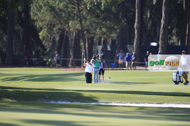 Phil Mickelson (USA) during round 1of the Players, TPC Sawgrass, Championship Way, Ponte Vedra Beach, FL 32082, USA. 12/05/2016.<br /> Picture: Golffile | Fran Caffrey<br /> <br /> <br /> All photo usage must carry mandatory copyright credit (&copy; Golffile | Fran Caffrey)