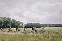 race leaders<br /> <br /> 3rd Dwars Door Het hageland 2018 (BEL)<br /> 1 day race:  Aarschot &gt; Diest: 198km