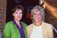 Cokie Roberts & Lynn Sherr 1992 By <br /> Jonathan Green
