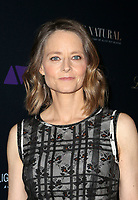 LOS ANGELES, CA -APRIL 9: Jodie Foster, at Los Angeles Premiere Be Natural: The Untold Story of Alice Guy- Blach&eacute; at Harmony Gold Theater in Los Angeles, California on April 9, 2019.<br /> CAP/MPIFS<br /> &copy;MPIFS/Capital Pictures