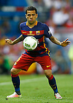 FC Barcelona's Daniel Alves during Spanish Kings Cup Final match. May 22,2016. (ALTERPHOTOS/Acero)