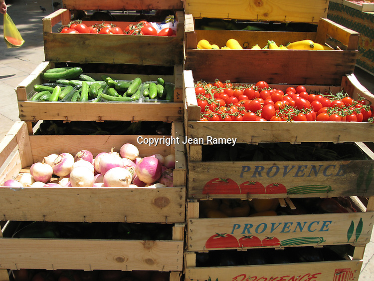Vegetables, Provence