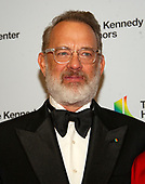Tom Hanks arrives for the formal Artist's Dinner honoring the recipients of the 42nd Annual Kennedy Center Honors at the United States Department of State in Washington, D.C. on Saturday, December 7, 2019. The 2019 honorees are: Earth, Wind & Fire, Sally Field, Linda Ronstadt, Sesame Street, and Michael Tilson Thomas.<br /> Credit: Ron Sachs / Pool via CNP