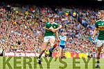 Sean O'Shea, Kerry during the GAA Football All-Ireland Senior Championship Final match between Kerry and Dublin at Croke Park in Dublin on Sunday.