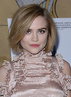 Maddie Hasson @ the premiere of 'I Saw The Light' held @ the Egyptian theatre.<br /> March 22, 2016