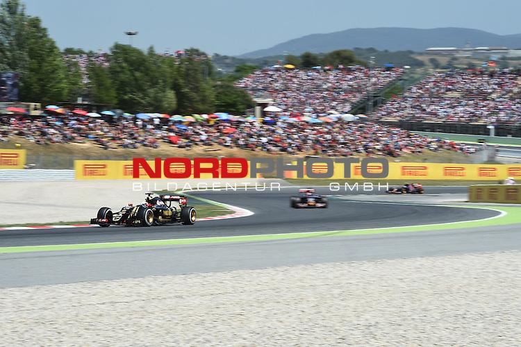 07.05 - 10.05.2015, Circuit de Catalunya, Barcelona, ESP, Formel 1, 2015,  im Bild Romain Grosjean (FRA) Lotus Renault F1 Team<br />  Foto &copy; nph / Mathis
