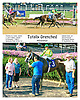 Totally Drenched winning at Delaware Park on 8/24/15