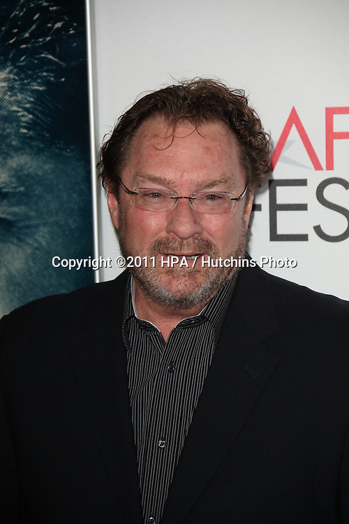 "LOS ANGELES - NOV 3:  Stephen Root arrives at the AFI FEST 2011 Presented By Audi - ""J. Edgar"" Opening Night Gala at Grauman's Chinese Theater on November 3, 2011 in Los Angeles, CA"