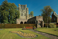 Kelso Abbey, Kelso, Scottish Borders