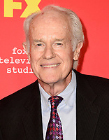 "HOLLYWOOD - JANUARY 8: Mike Farrell attends the Red Carpet Premiere Event for FX's ""The Assassination of Gianni Versace: American Crime Story"" at ArcLight Hollywood on January 8, 2018, in Hollywood, California. (Photo by Scott Kirkland/FX/PictureGroup)"