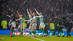 08.11.2019 League Cup Final, Rangers v Celtic: Celtic celebrate