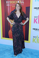 """LOS ANGELES - AUG 7:  Michelle Bernard at the """"Why Women Kill"""" Premiere at the Wallis Annenberg Center on August 7, 2019 in Beverly Hills, CA"""