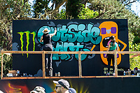 SAN FRANCISCO, CALIFORNIA - AUGUST 09: Fans / Atmosphere during the 2019 Outside Lands music festival at Golden Gate Park on August 09, 2019 in San Francisco, California.    <br /> CAP/MPI/ISAB<br /> ©ISAB/MPI/Capital Pictures