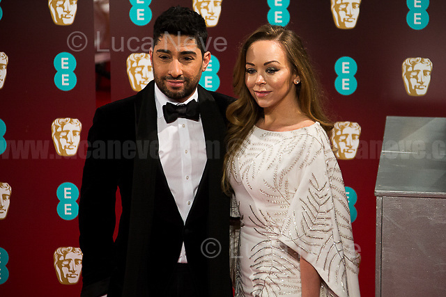 Michael Russo and Tamara Ralph.<br />