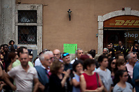 """Free Coffee and Water"".<br />