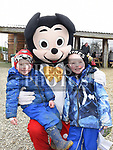 Ethan and Theo Farrell at the Easter Egg Hunt at the Millitary and War Museum at Collon. Photo:Colin Bell/pressphotos.ie