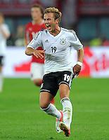 Fussball International  WM Qualifikation 2014   11.09.2012 Oesterreich - Deutschland Mario Goetze (Deutschland)