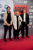 Manuela Carmena attends to ARDE Madrid premiere at Callao City Lights cinema in Madrid, Spain. November 07, 2018. (ALTERPHOTOS/A. Perez Meca) /NortePhoto.com