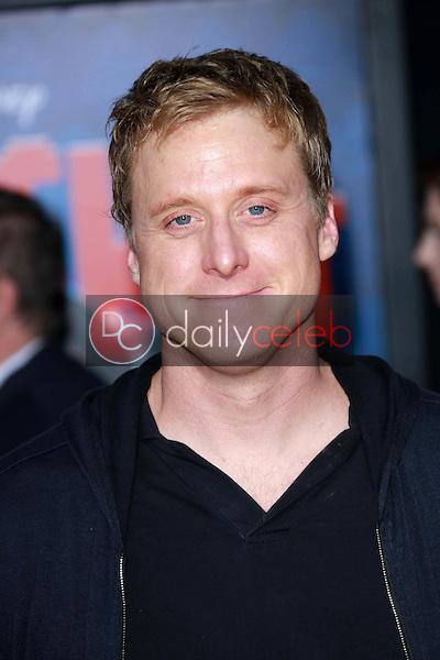 Alan Tudyk<br /> at the &quot;Wreck-It Ralph&quot; Film Premiere, El Capitan, Hollywood, CA 10-29-12<br /> David Edwards/DailyCeleb.com 818-249-4998