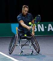 Rotterdam, The Netherlands, 12 Februari 2020, Wheelchair: Nicolas Peifer (FRA).