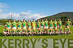 Finuge Team pictured at the Intermediate Club Championship Quarter-final in Glenflesk last Saturday.