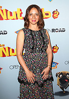 05 August 2017 - Los Angeles, California - Maya Rudolph. &quot;Nut Job 2: Nutty by Nature&quot; World Premiere held at Regal Cinema at L.A. Live. <br /> CAP/ADM/FS<br /> &copy;FS/ADM/Capital Pictures