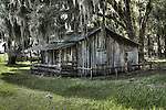 Circa 1800s Homestead Homesteads c1850-1950 Micanopy, Florida