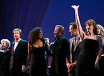 Jo Sullivan Loesser, Paul McCartney, Audra McDonald, Marc Kusisch, Patrick Wilson, Julia Murney<br />