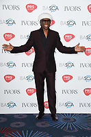 Nile Rodgers<br /> at The Ivor Novello Awards 2017, Grosvenor House Hotel, London. <br /> <br /> <br /> ©Ash Knotek  D3267  18/05/2017