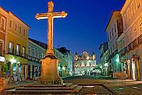 Catedral Metropolitana de Salvador. Pelourinho. Salvador. Bahia. 2007. Foto de Ricardo Azoury.