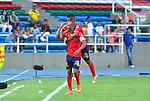 Cali- Uniautónoma venció 4 goles por 0 a Deportivo Cali, en el partido correspondiente a la fecha 13 del Torneo Clausura 2014, desarrollado en el estadio Pascual Guerrero, el 5 de octubre.