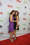 """One Life To Live's Florencia Lozano """"Tea Delgado"""" & Kelley Missal """"Danielle Manning"""" on the Red Carpet at New York Premiere Event for beloved series """"One Life To Live"""" on April 23, 2013 at NYU Skirball, New York City, New York - as The Online Network (TOLN) - OLTL - AMC begin airing on April 29, 2013 on Hulu and Hulu Plus.  (Photo by Sue Coflin/Max Photos)"""