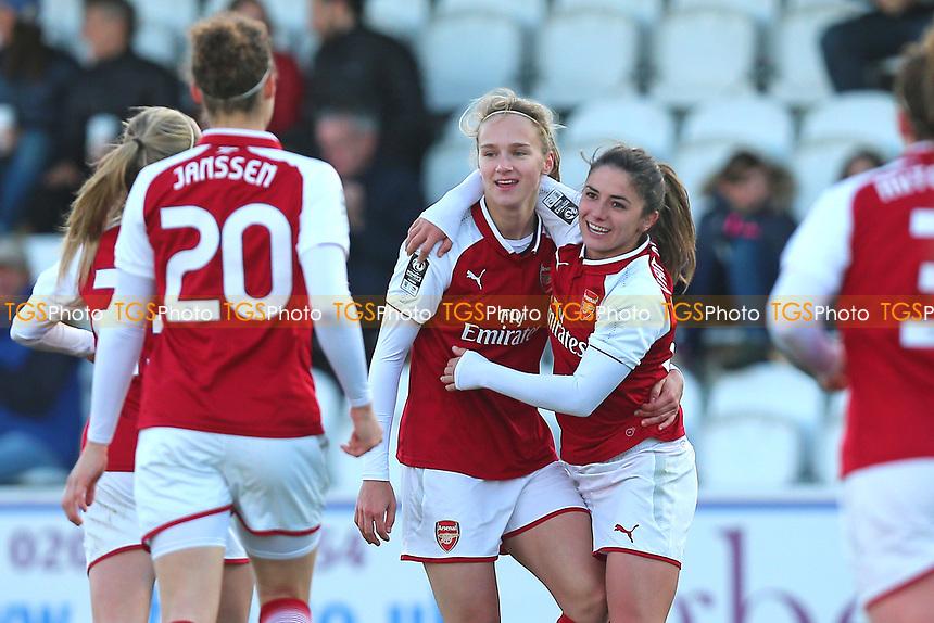 Arsenal Women vs Sunderland AFC Ladies, FA Women's Super ...