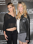 Heather Locklear and Ava Sambora  at The WTB Spring 2011 Fashion Show Presented by Richie Sambora & Nikki Lund held at Sunset Gower Studios in Hollywood, California on October 17,2010                                                                               © 2010 Hollywood Press Agency