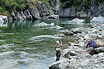 Riverview Lodge Fly Fishing, New Zealand