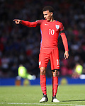 England's Dele Alli in action during the FIFA World Cup Qualifying match at Hampden Park Stadium, Glasgow Picture date 10th June 2017. Picture credit should read: David Klein/Sportimage