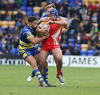 190608 Warrington Wolves v Catalans Dragons