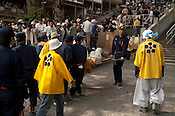 Each year, several people get injured at the annual Tado Horse Festival.