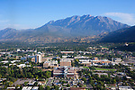 1309-22 1076<br /> <br /> 1309-22 BYU Campus Aerials<br /> <br /> Brigham Young University Campus South looking North, Provo, South Campus,  Mount Timpanogos, Provo Valley<br /> <br /> September 7, 2013<br /> <br /> Photo by Jaren Wilkey/BYU<br /> <br /> © BYU PHOTO 2013<br /> All Rights Reserved<br /> photo@byu.edu  (801)422-7322
