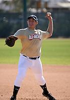 Eric Gutierrez,  Canyon Del Oro HS, Tucson, AZ -  2009 Under Armour Pre-Season All-America Tournament at Tucson, AZ - 01/17/2009..Photo by:  Bill Mitchell/Four Seam Images