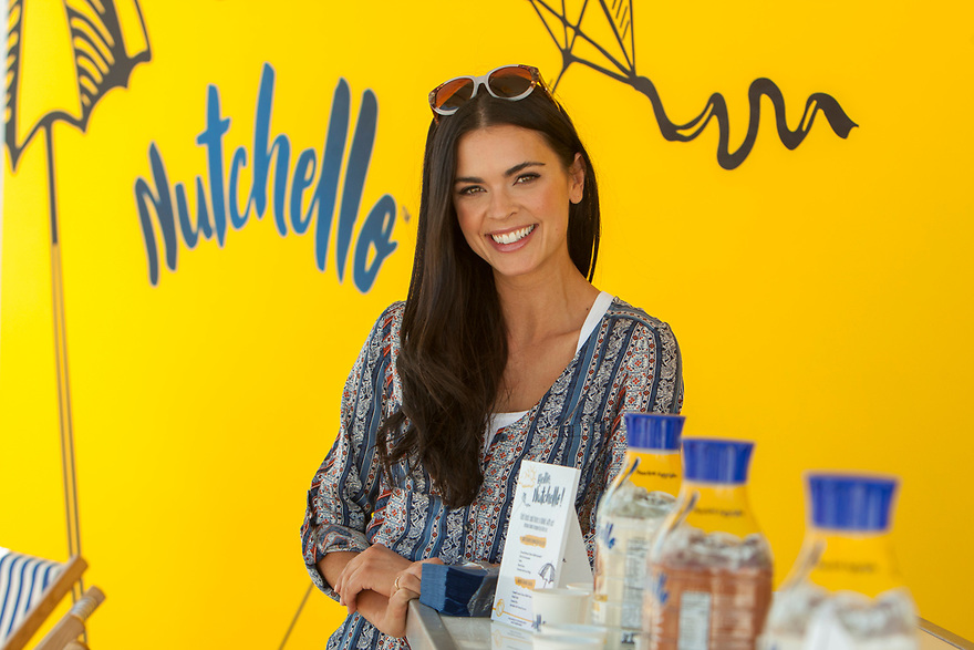 Culinary tastemaker and best-selling author Katie Lee introduces a new deliciously smart break-time beverage from Silk® Nutchello™ at the Food Network & Cooking Channel South Beach Wine & Food Festival presented by FOOD & WINE, on Friday, Feb. 26, 2016 in Miami (Jesus Aranguren/AP Images for Silk® Nutchello™)