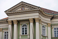 Europe/République Tchèque/Prague:Théâtre des Etats XVIII e