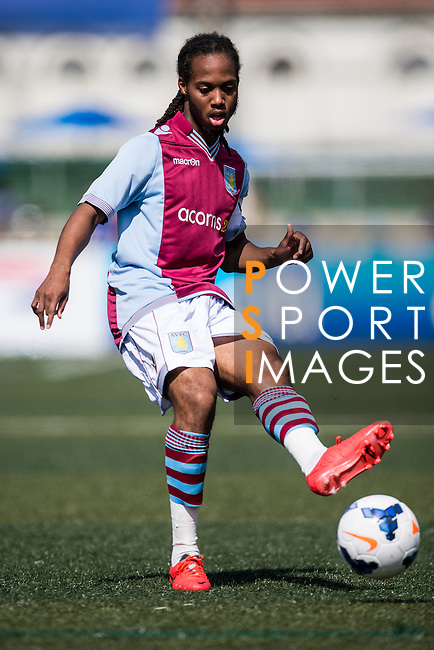 HKFA U-23 vs Aston Villa during the Day 3 of the HKFC Citibank Soccer Sevens 2014 on May 25, 2014 at the Hong Kong Football Club in Hong Kong, China. Photo by Victor Fraile / Power Sport Images