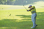 Sam Brazel of Australia plays an approach shot during the 58th UBS Hong Kong Golf Open as part of the European Tour on 09 December 2016, at the Hong Kong Golf Club, Fanling, Hong Kong, China. Photo by Marcio Rodrigo Machado / Power Sport Images