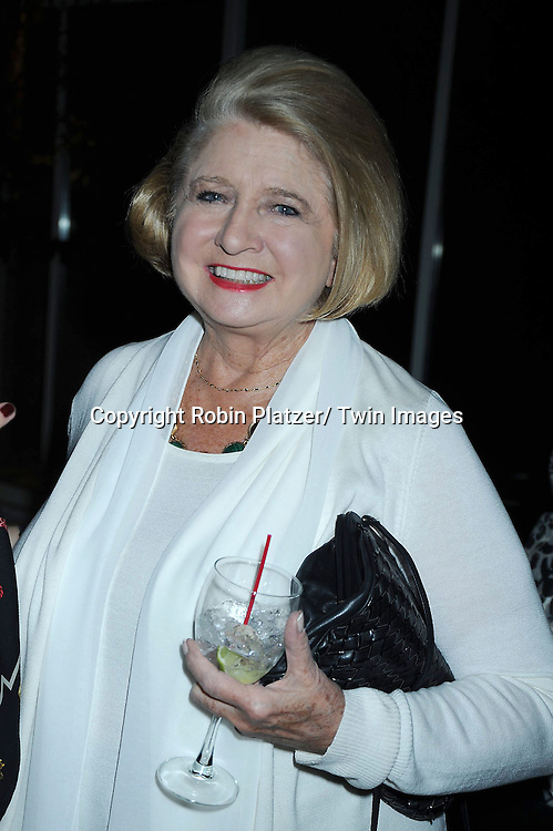 Shirley Lord attending The Literacy Partner's 27th Annual Evening of Readings pre-gala .kick-off event on March 14, 2011 at Michael's Restaurant in New York City.